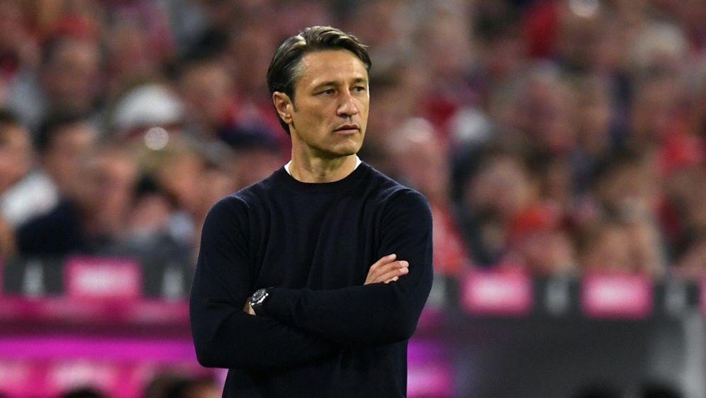 Niko kovac blickt optimistisch auf das Duell mit Leipzig - Bildquelle: AFPSIDCHRISTOF STACHE