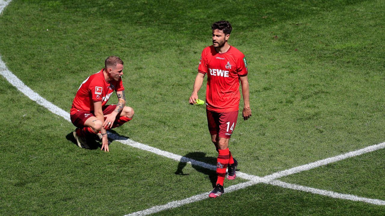 Der Abstieg droht: Köln braucht ein Wunder - Bildquelle: imago images/Laci Perenyi