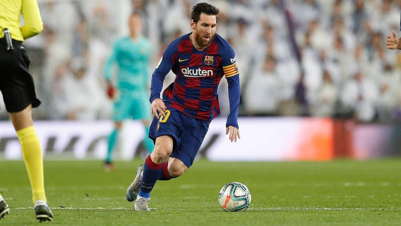 2. FC Barcelona - Bildquelle: 2020 imago