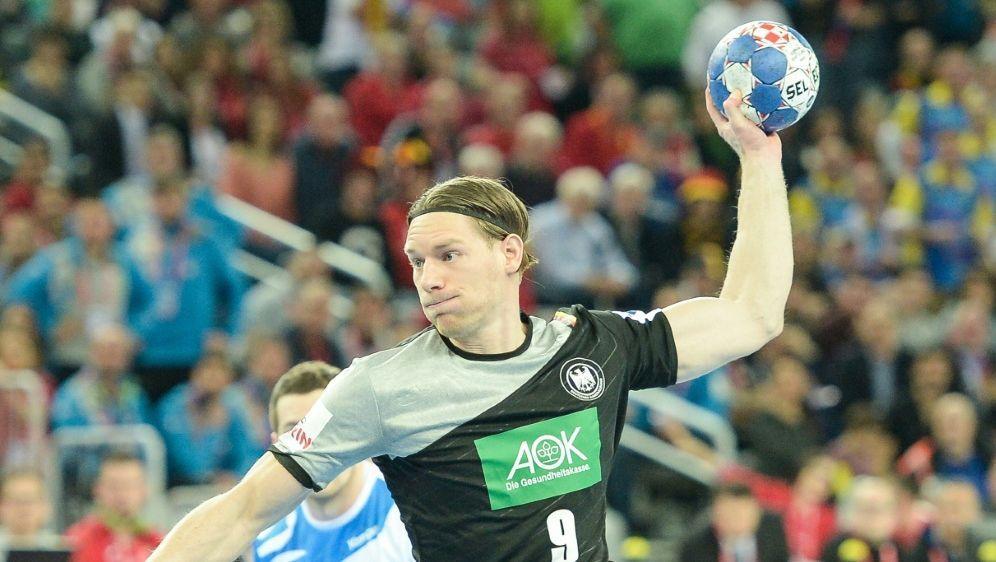 Steht vor seinem Comeback im DHB-Team: Tobias Reichmann - Bildquelle: PIXATHLONPIXATHLONSID
