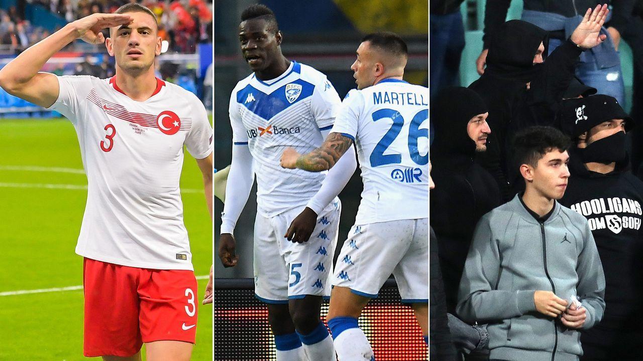 Verlierer: Rassismus und politische Verflechtung im Fußball - Bildquelle: Getty Images