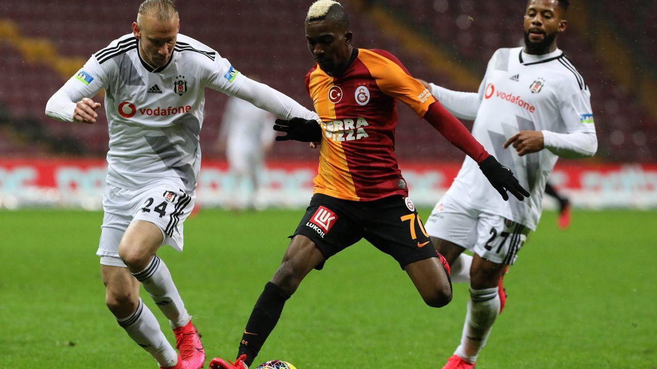 Platz 6: Süper Lig (Türkei) - Bildquelle: imago images/Seskim Photo