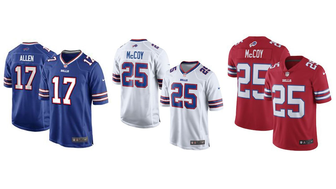 Buffalo Bills - Bildquelle: nflshop.com