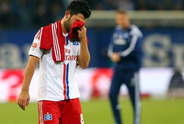Der Torlos-Rekord: Hamburger SV - Bildquelle: getty