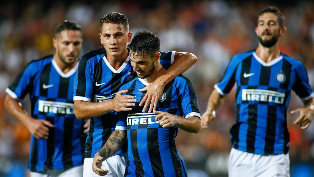 Topf 3: Inter Mailand - Bildquelle: imago images / ZUMA Press