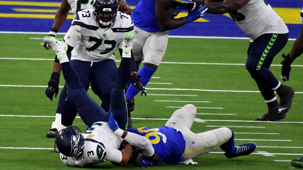 Defense: Los Angeles Rams - 15 Punkte  - Bildquelle: getty