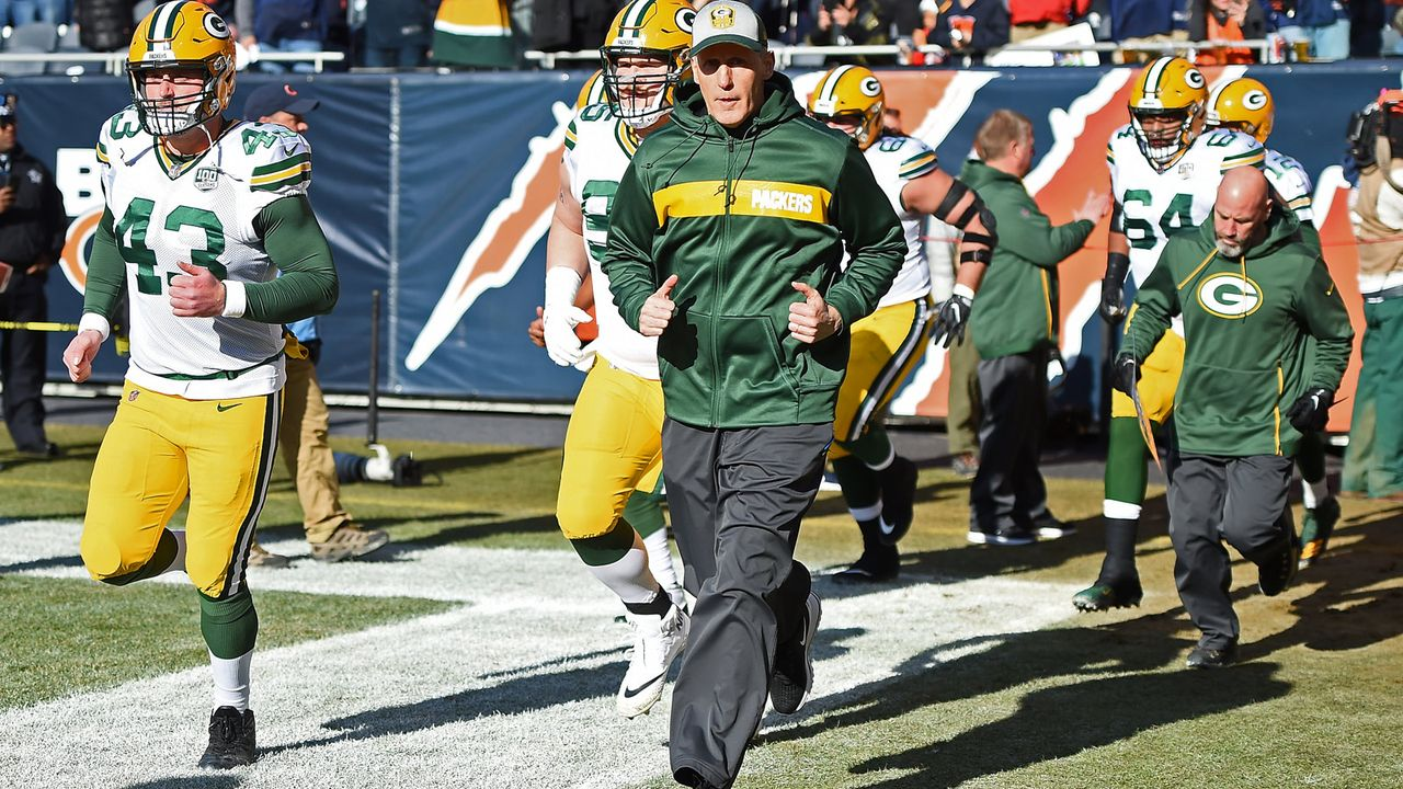 Joe Philbin (Green Bay Packers) - Bildquelle: Getty Images
