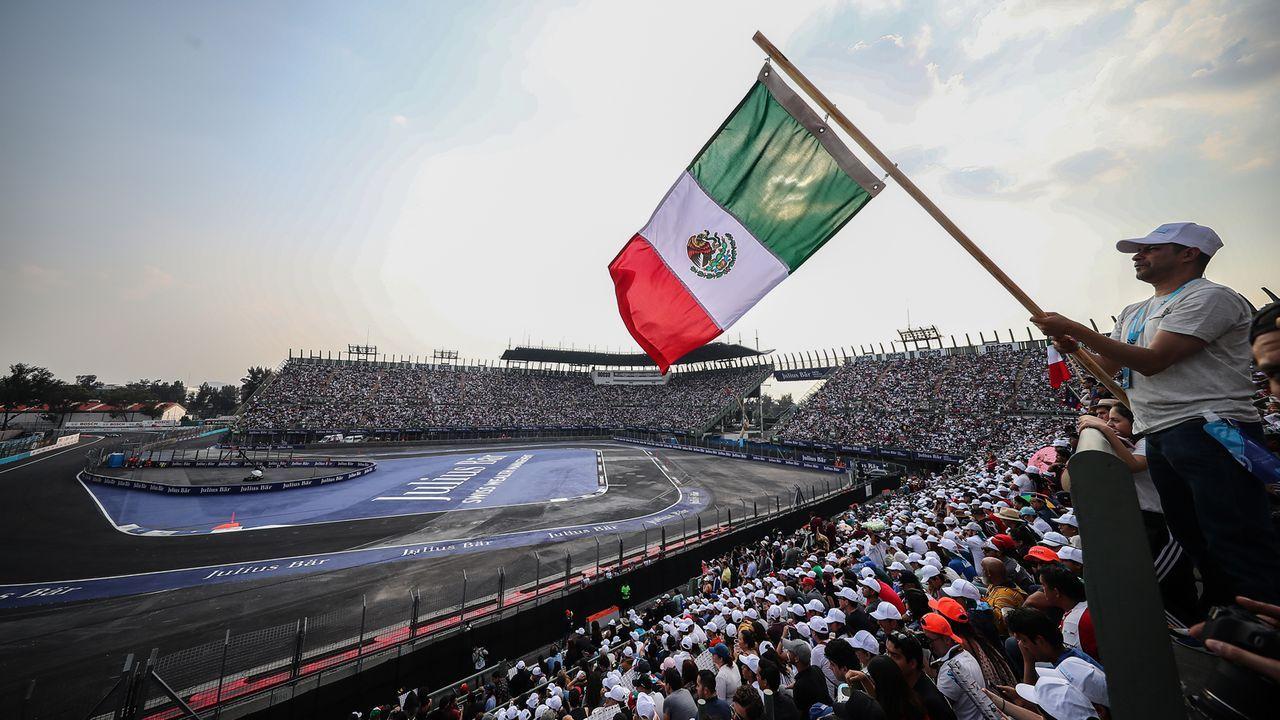 Verschiebung der Rennen in Mexiko-Stadt und Sanya - Bildquelle: 2020 Getty Images