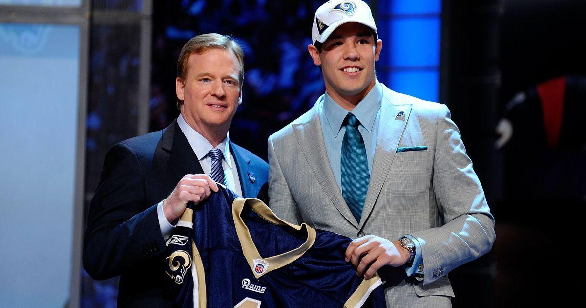 Los Angeles Rams: Sam Bradford (Quarterback, 1. Pick 2010) - Bildquelle: getty