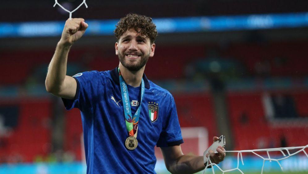 Juventus Turin holt Europameister Manuel Locatelli - Bildquelle: POOLAFPSIDCARL RECINE