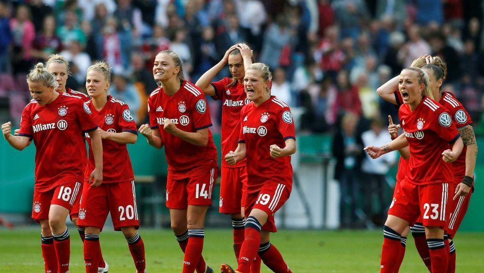 Bayern München trifft im Viertelfinale auf Lyon - Bildquelle: PIXATHLONPIXATHLONSID