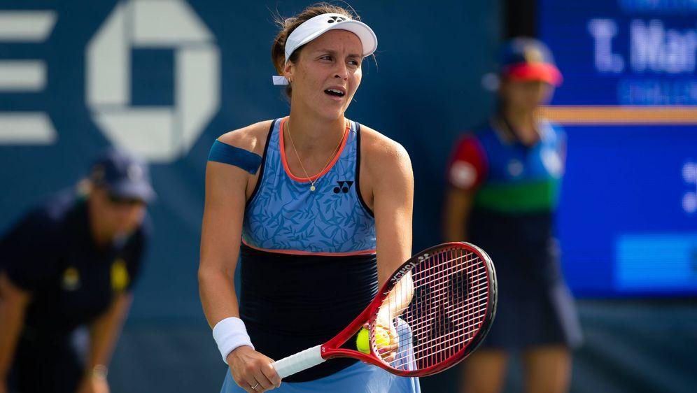 Tatjana Maria besiegt Rogers in drei Sätzen - Bildquelle: imago