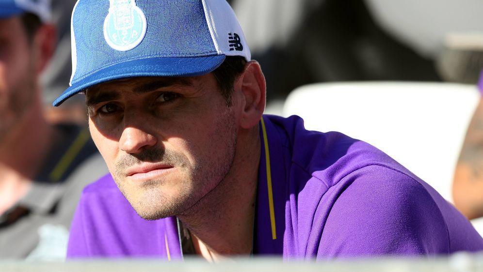 Iker Casillas. - Bildquelle: imago images / ZUMA Press