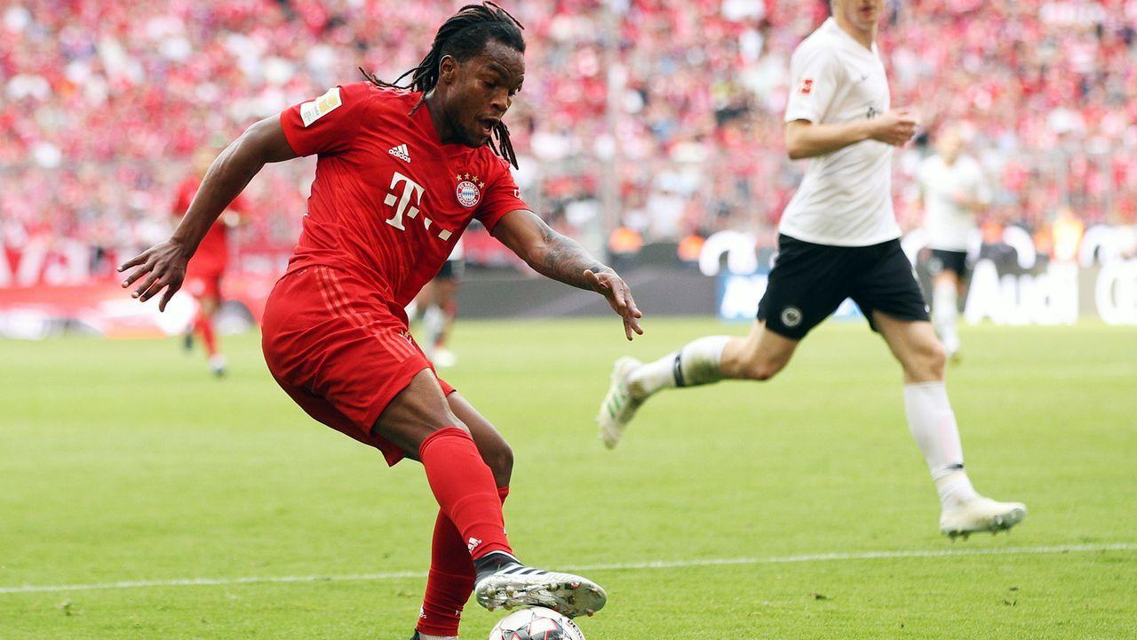 Platz 9 - Renato Sanches (FC Bayern München) - Bildquelle: 2019 Getty Images