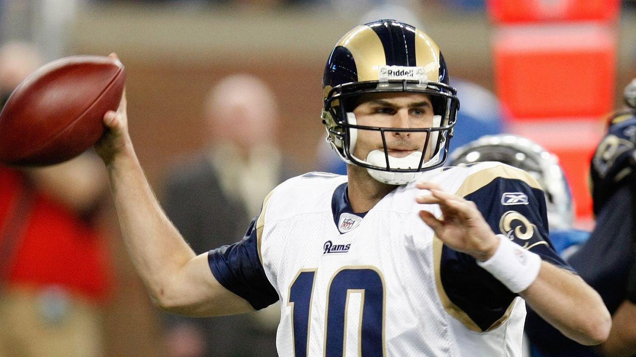 Marc Bulger (168. Pick, New Orleans Saints) - Bildquelle: Getty Images