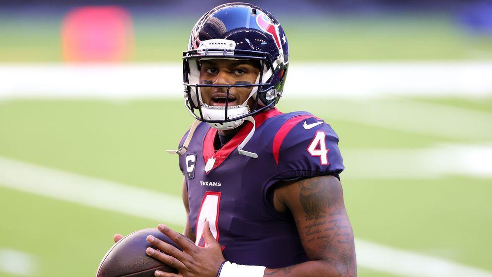 Houston Texans: Bestreitet Deshaun Watson in dieser Saison überhaupt ein Spi... - Bildquelle: Getty Images