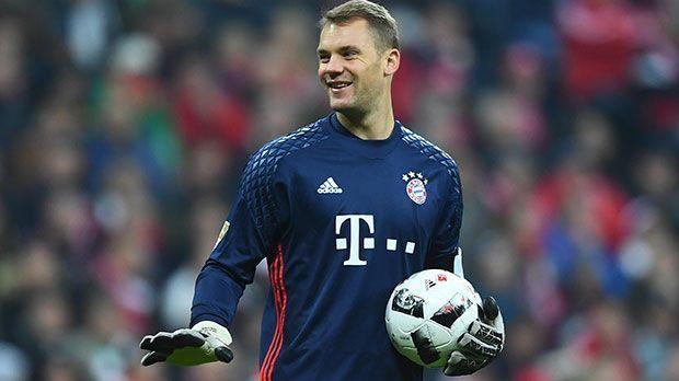 Manuel Neuer (Deutschland, FC Bayern München) - Bildquelle: 2016 Getty Images
