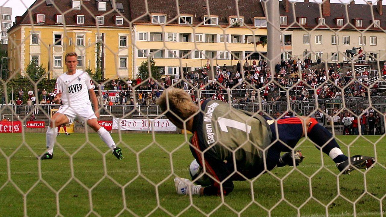 Platz 7 (geteilt): Bayern München II - Borussia Mönchengladbach 7:6 n.E. (18 Elfmeter/ Saison 2004/2005)