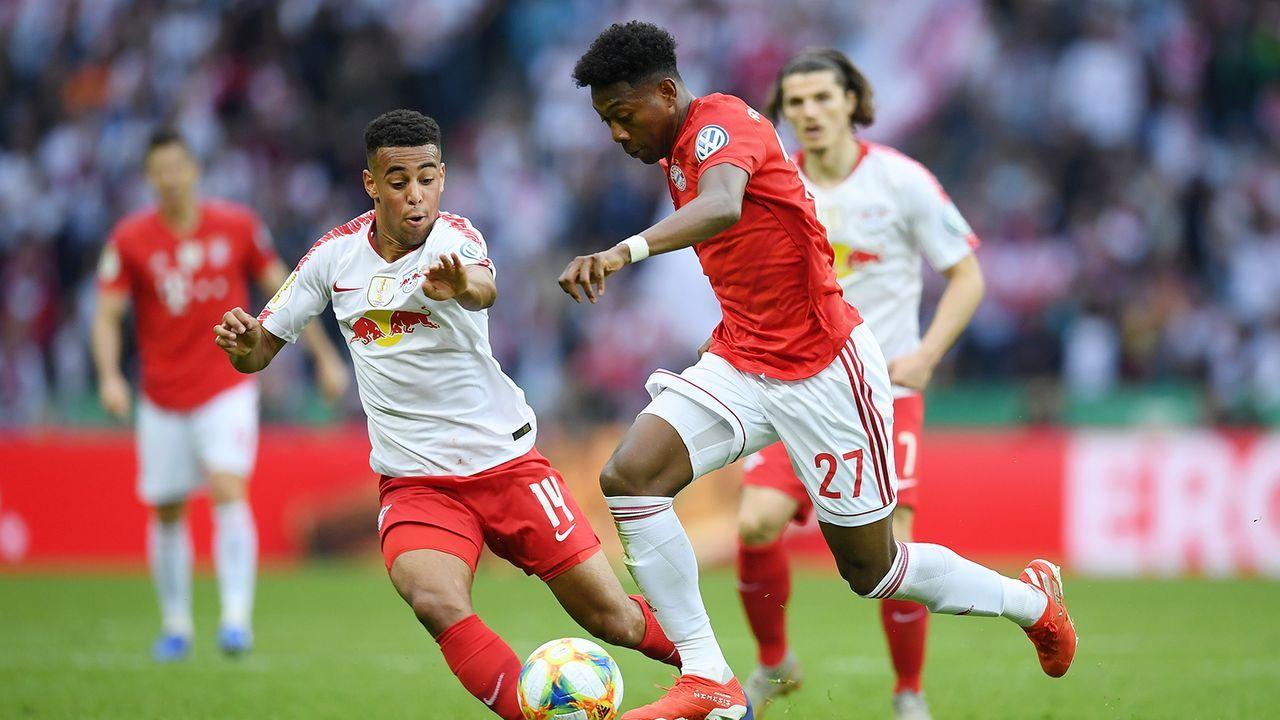 David Alaba (FC Bayern München) - Bildquelle: Getty