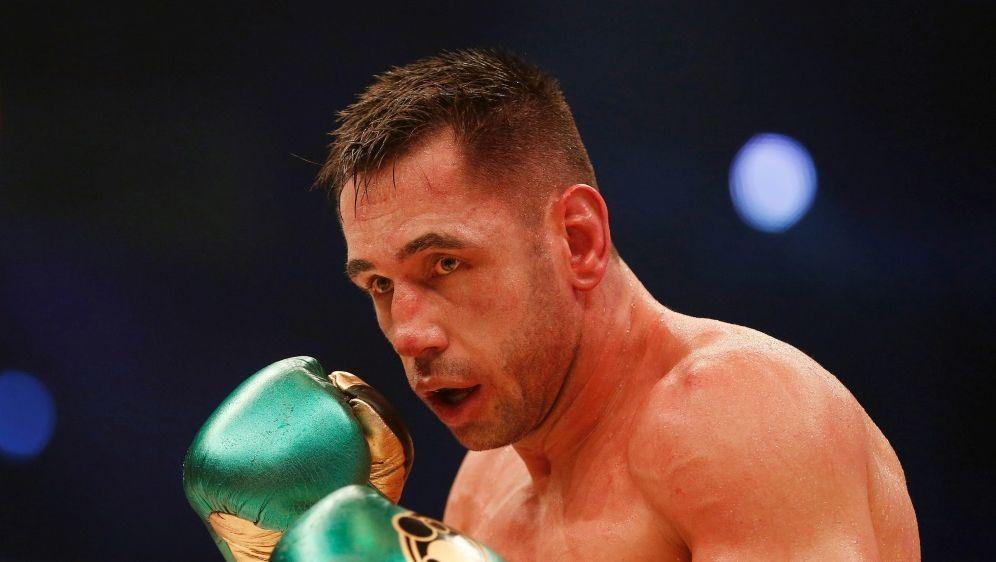 Boxer Felix Sturm wurde in Köln festgenommen - Bildquelle: PIXATHLONPIXATHLONSID