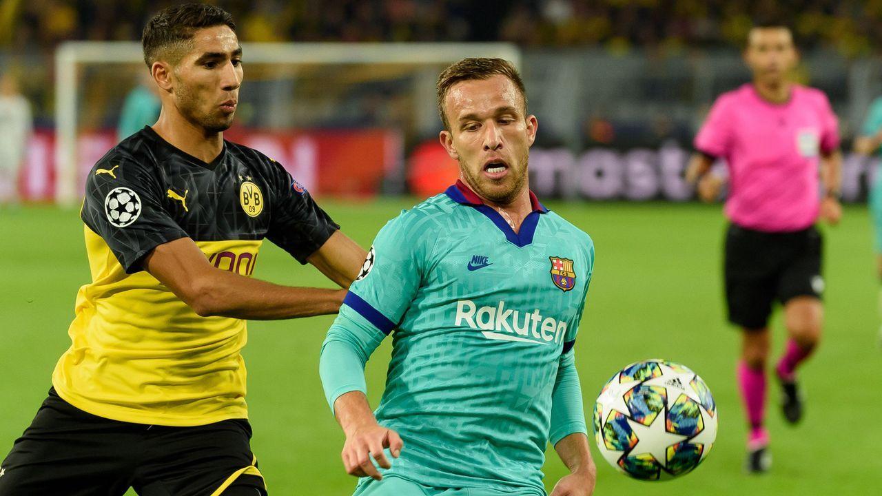 Arthur (FC Barcelona) - Bildquelle: imago