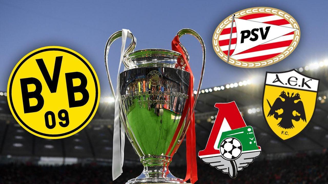 Borussia Dortmund: Mögliche leichte Gruppe - Bildquelle: getty