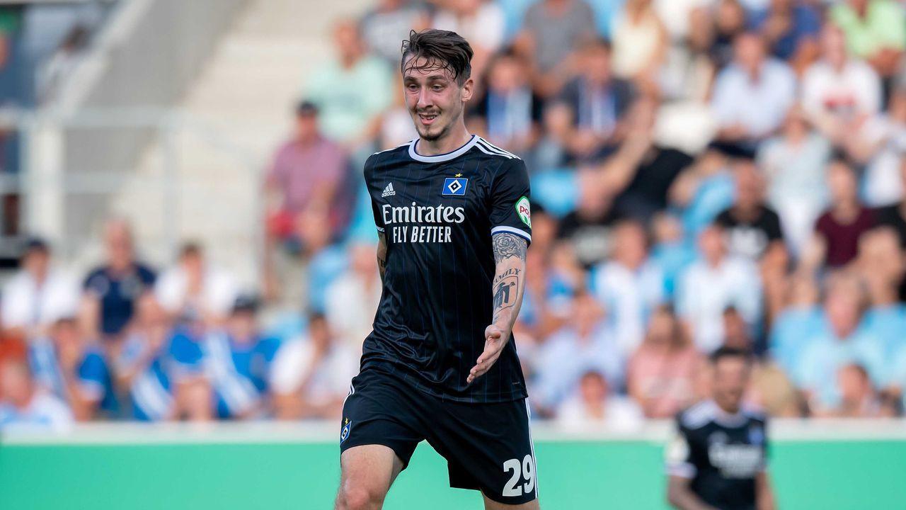 Adrian Fein (Hamburger SV) - Bildquelle: getty