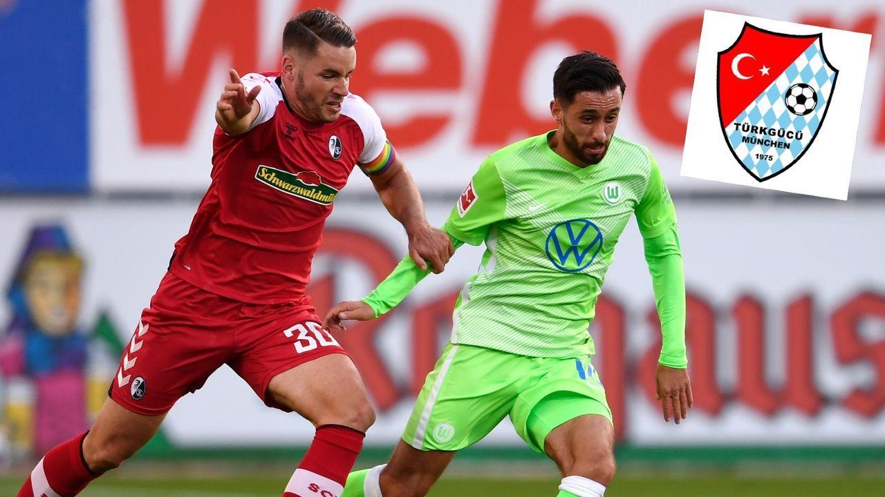 Yunus Malli (VfL Wolfsburg) - Bildquelle: Getty