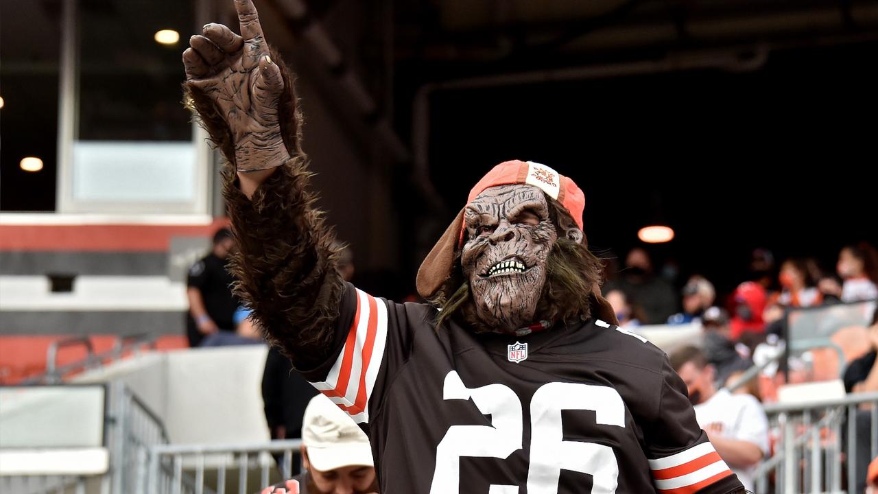 Platz 19: Cleveland Browns - Bildquelle: Getty ImagesGetty Images
