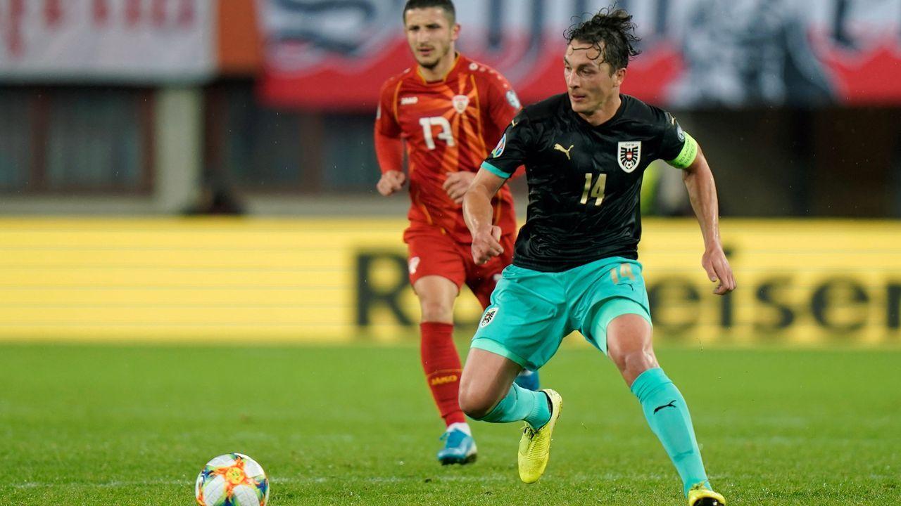Julian Baumgartlinger (Bayer Leverkusen) - Bildquelle: 2019 Getty Images