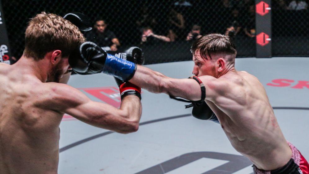 Enriko Kehl (re.) steht vor seinem dritten ONE-Kampf - Bildquelle: ONE Championship