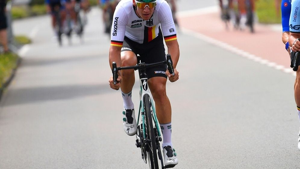 Ackermann belegt zum dritten Mal den zweiten Platz - Bildquelle: PIXATHLONPIXATHLONSID