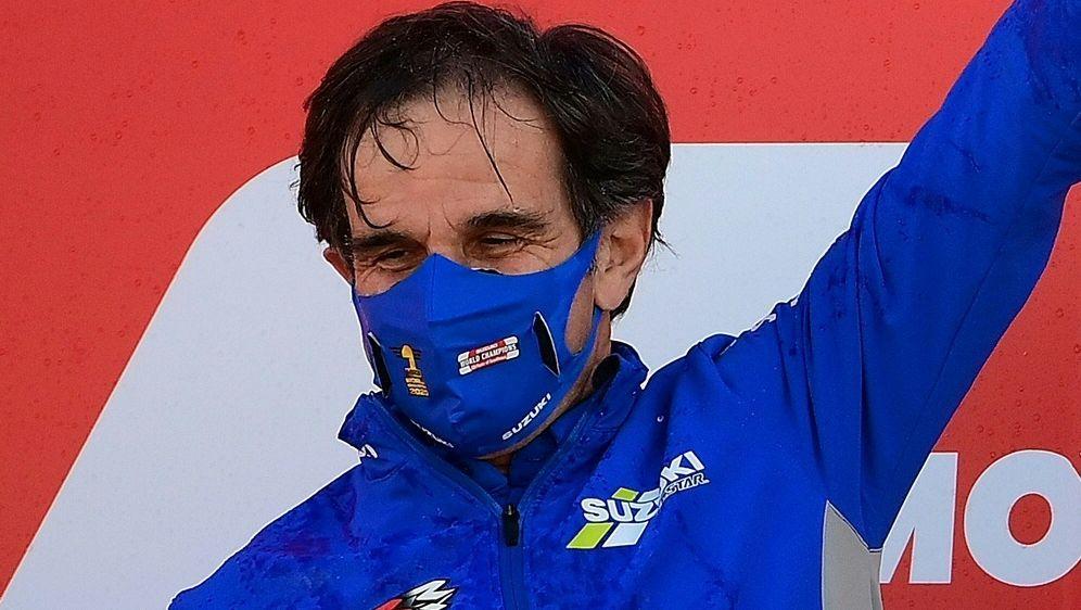 Brivio wird neuer Renndirektor bei Alpine - Bildquelle: AFPSIDLLUIS GENE