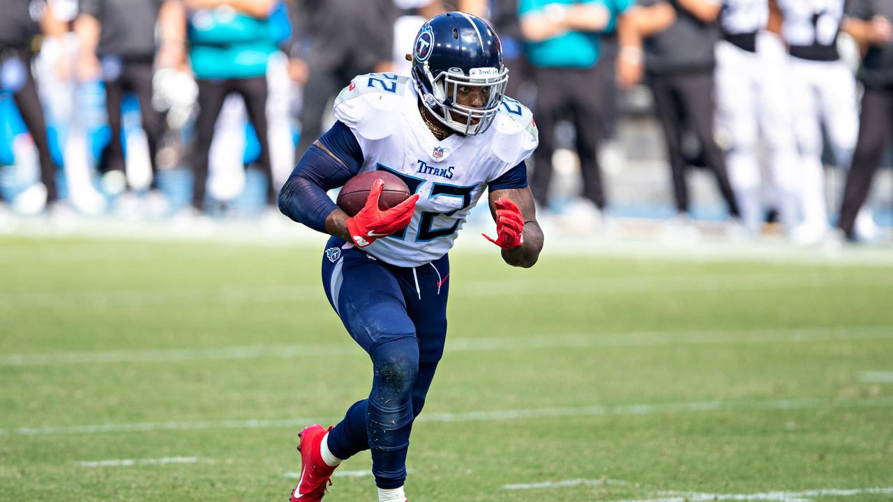 Running Back: Derrick Henry - 38 Punkte - Bildquelle: getty