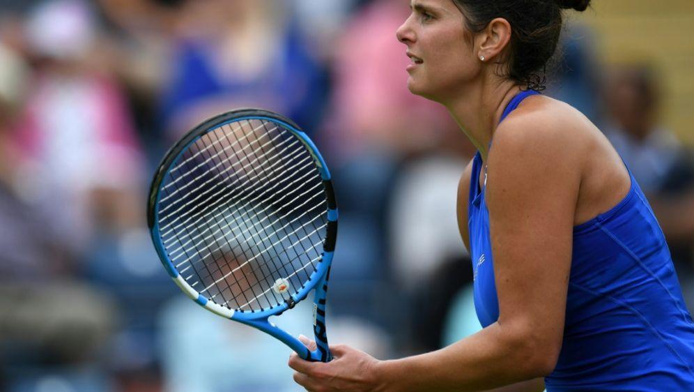 Zieht in Runde zwei in Wimbledon ein: Julia Görges - Bildquelle: AFPSIDPaul ELLIS