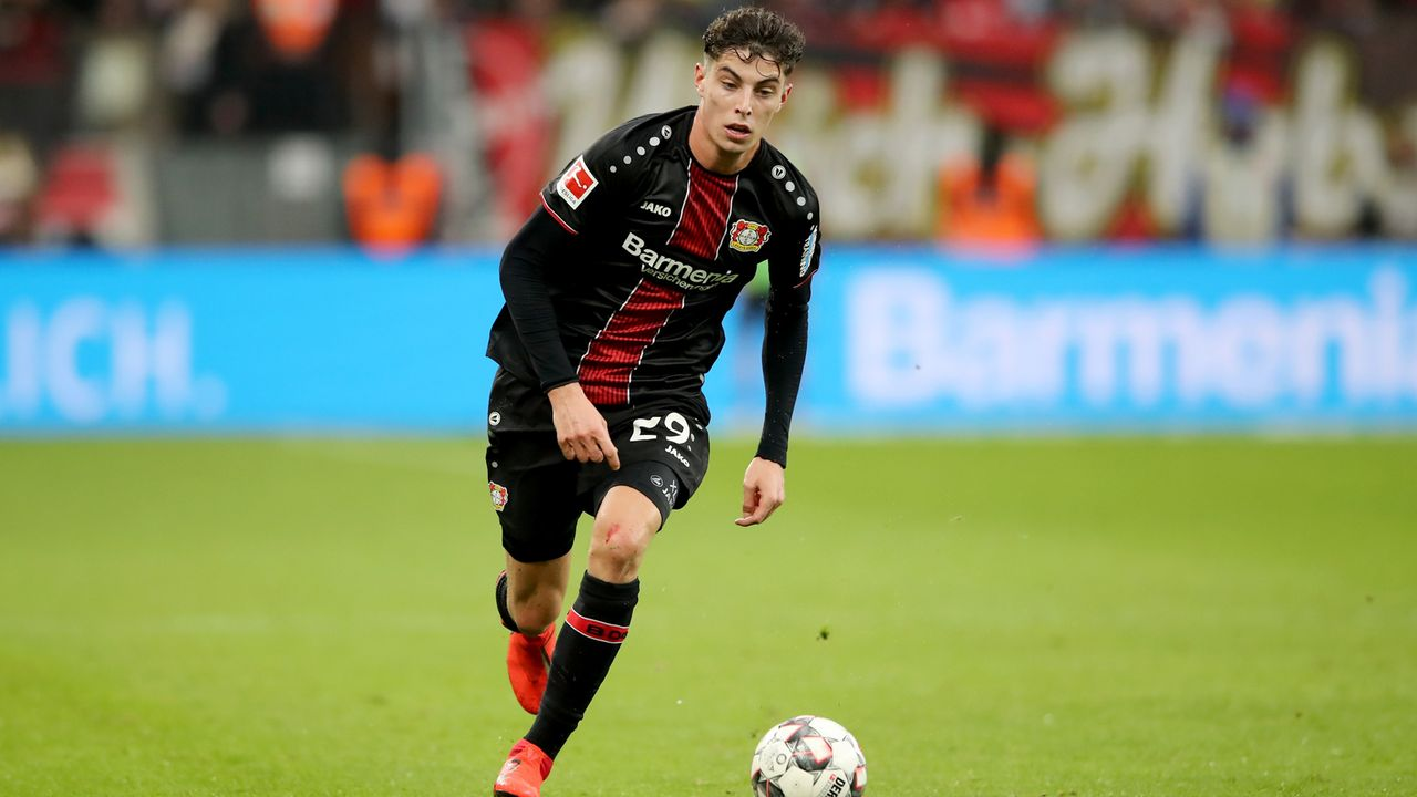 Kai Havertz (Bayer Leverkusen/Deutschland) - 17 Scorerpunkte - Bildquelle: 2019 Getty Images
