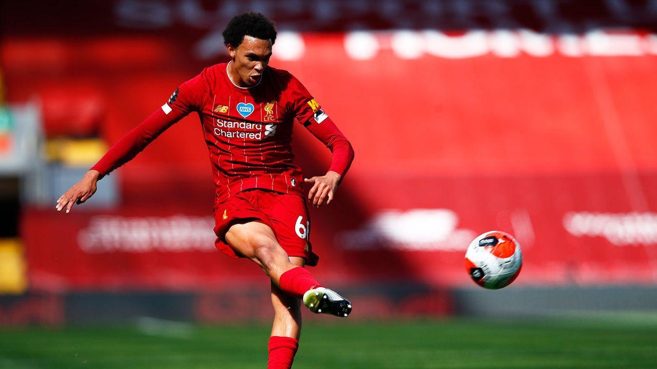 Trent Alexander-Arnold (FC Liverpool) - Bildquelle: 2020 Getty Images
