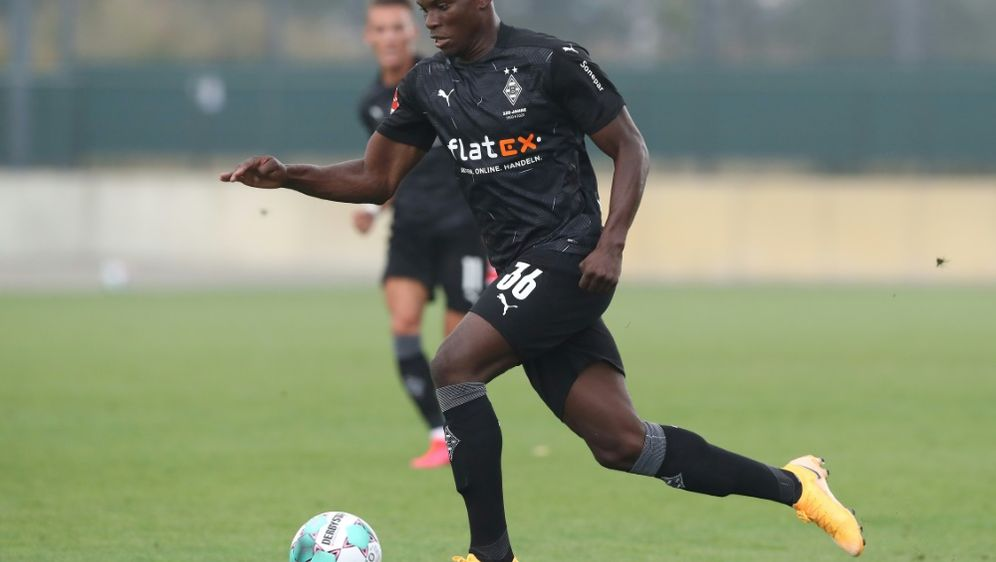 Embolo spielt seit 2019 für Borussia Mönchengladbach - Bildquelle: FIROFIROSID