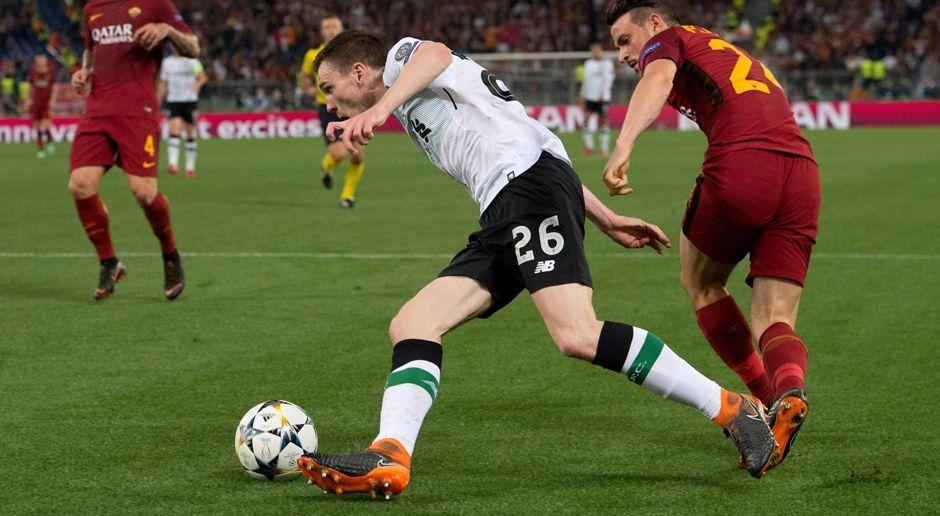 Andrew Robertson (FC Liverpool) - Bildquelle: imago