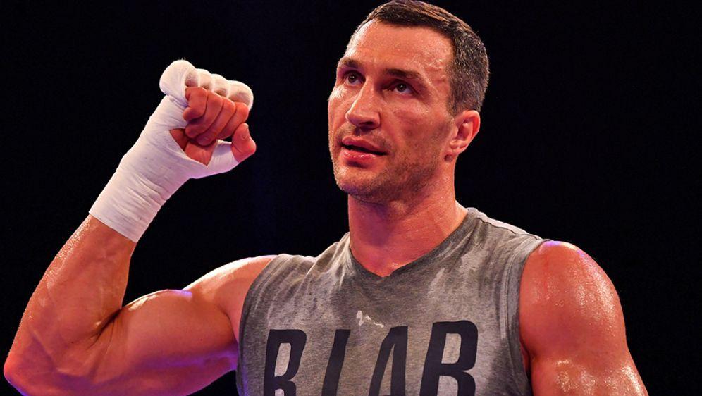 Wladimir Klitschko will es mit 43 doch noch einmal wissen - Bildquelle: Getty Images