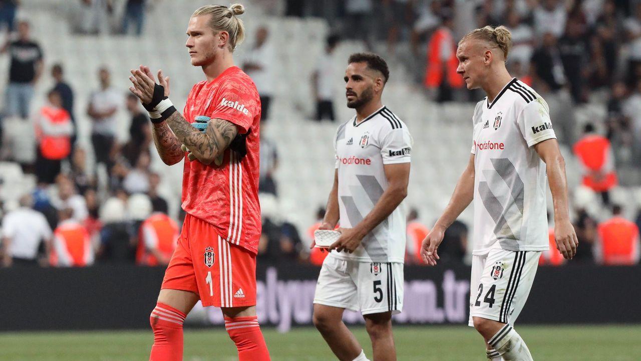 Besiktas Istanbul (Süper Lig/Türkei) - Bildquelle: imago images / Seskim Photo