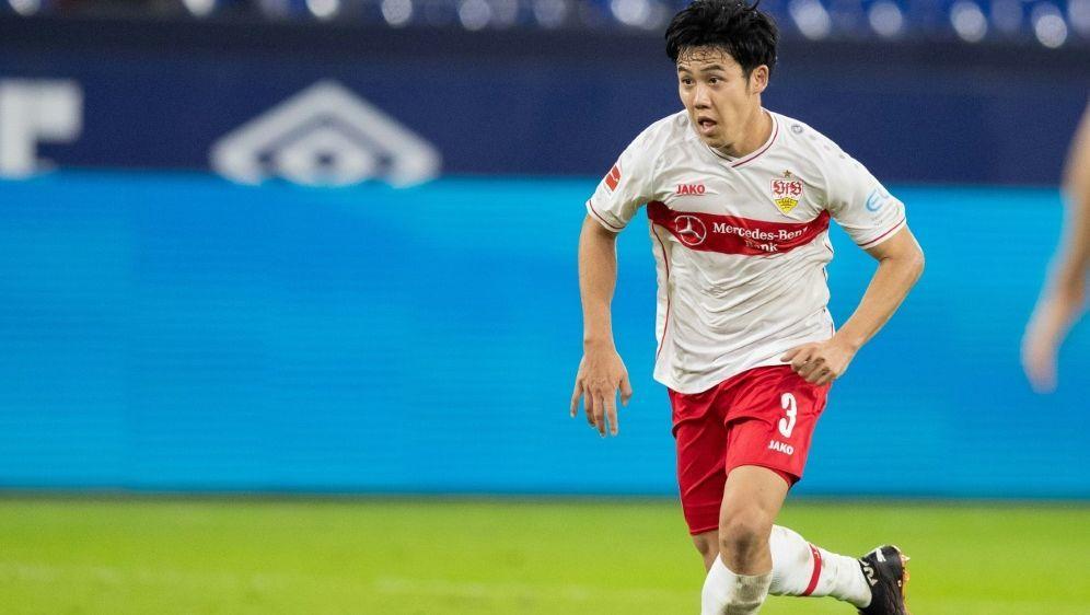 Stuttgarts Wataru Endo bekommt einen Vertrag bis 2024 - Bildquelle: FIROFIROSID