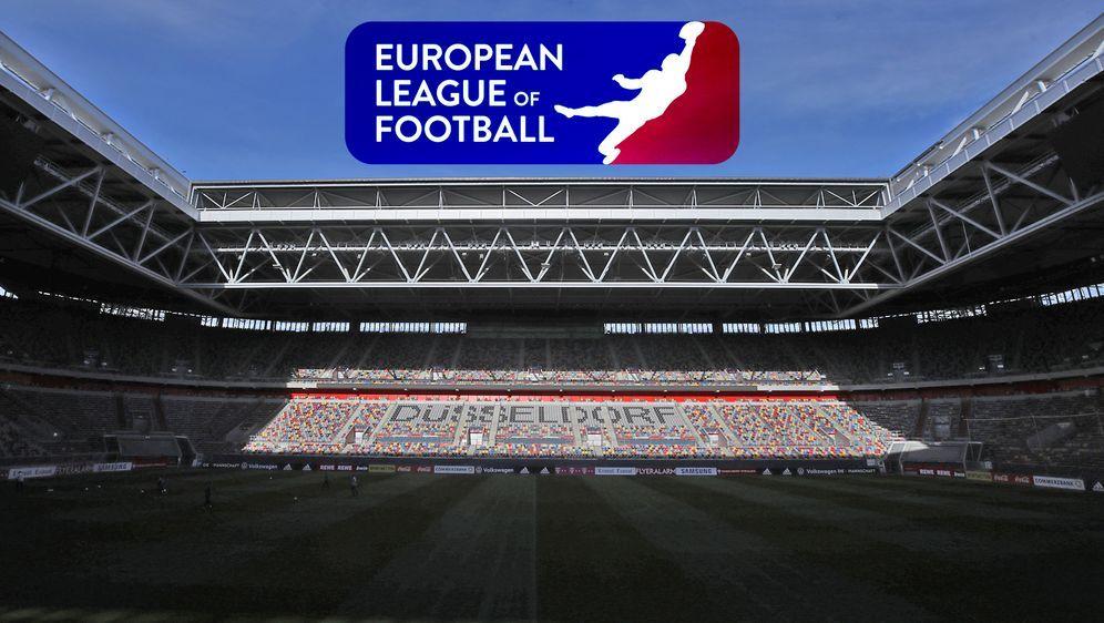 Das Finale der European League of Football steigt in Düsseldorf. - Bildquelle: Getty