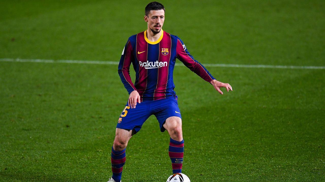 Clement Lenglet (FC Barcelona) - Bildquelle: 2021 Getty Images