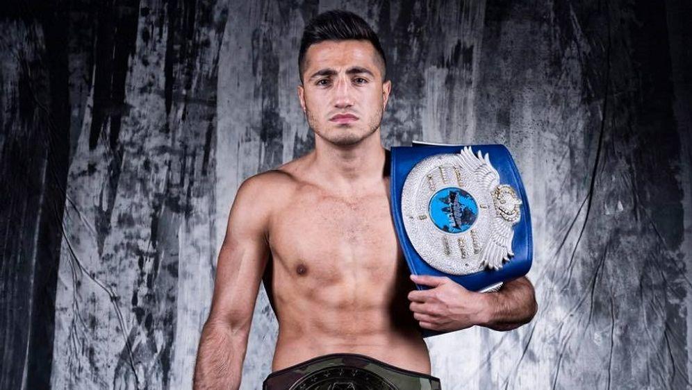 Tayfun Ozcan ist weiter der Enfusion-Champion in der Klasse bis 72,5 Kilo - Bildquelle: Facebook/Tayfun Ozcan