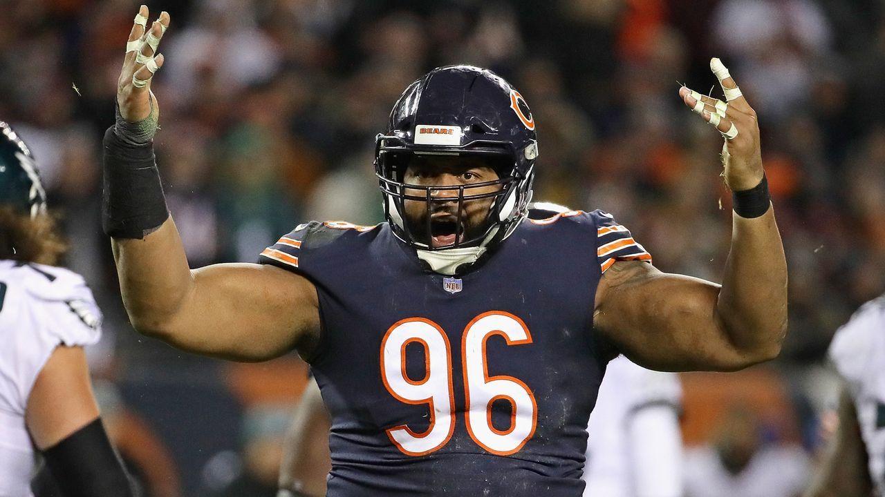 Platz 13 (geteilt) - Chicago Bears - Bildquelle: 2019 Getty Images