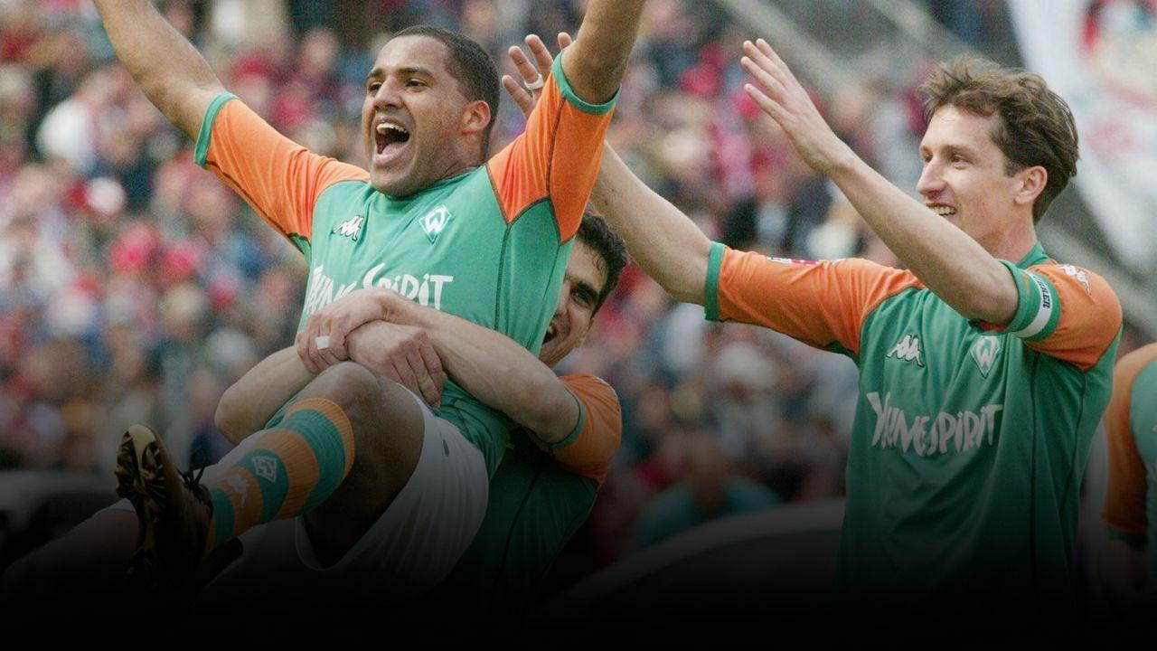 Werder Bremen: Die Top-Elf seit 2000 - Bildquelle: Getty