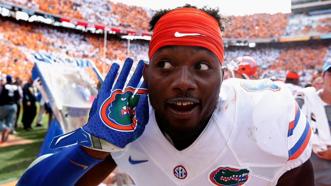5. Florida Gators - Bildquelle: 2014 Getty Images