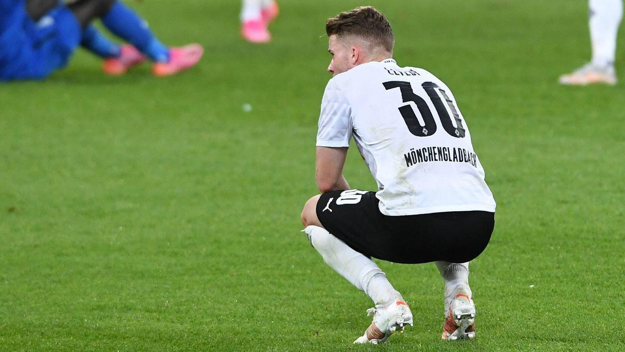 Platz 9 (geteilt): Nico Elvedi (Borussia Mönchengladbach) - Bildquelle: Imago