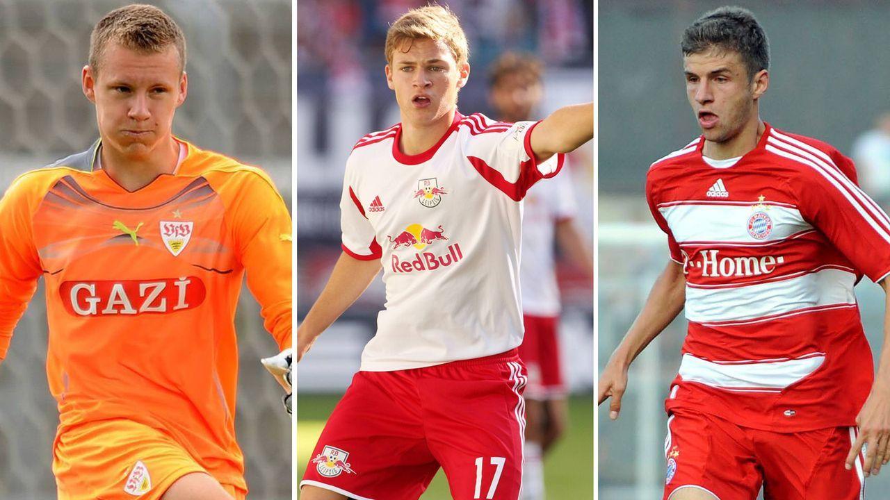 Müller, Kimmich & Co.: Die Top-Elf der 3. Liga seit 2008 - Bildquelle: imago